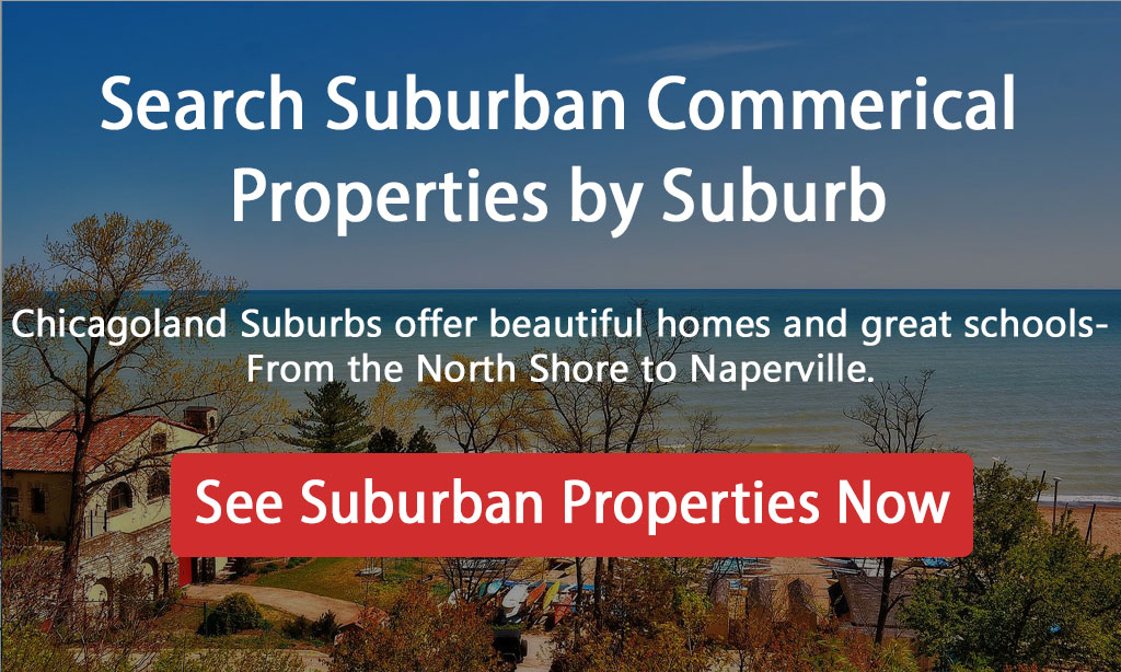 Search Suburban Commercial Properties
